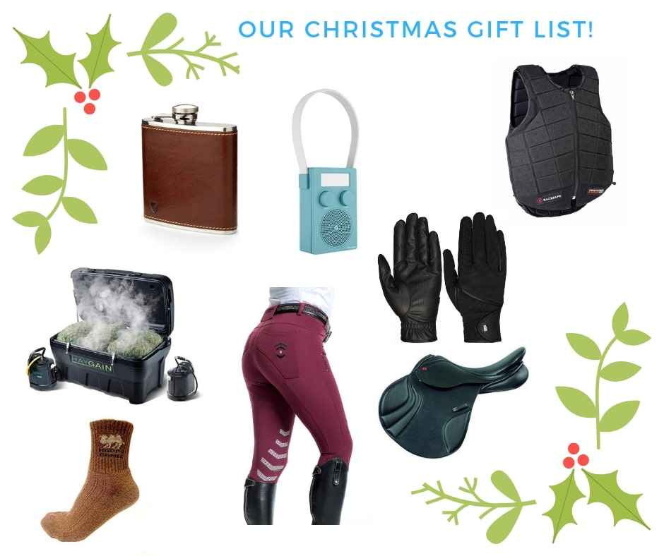 KBIS Christmas Wish List!