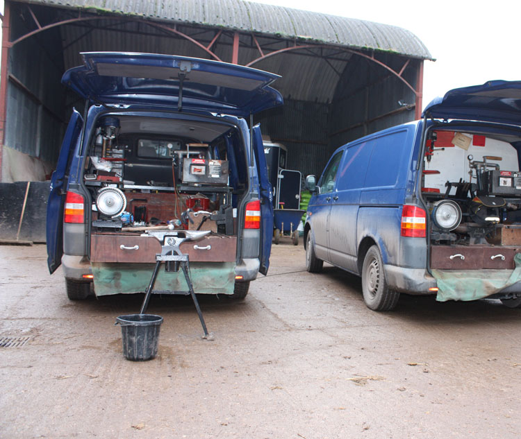 farrier vans insurance