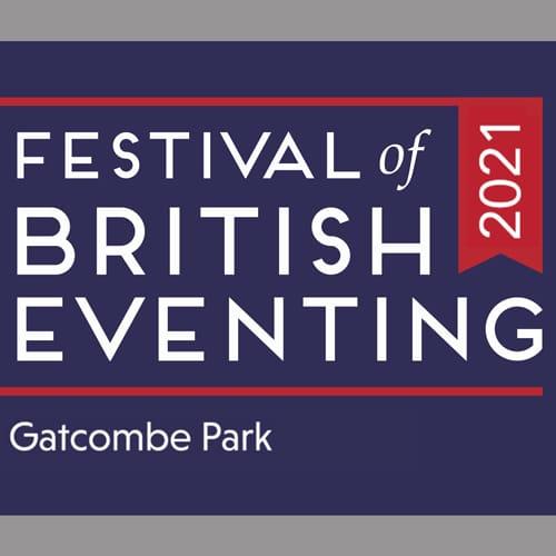 gatcombe park 2021 logo