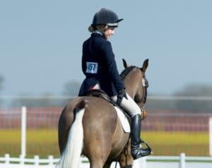 pony and riding club rider