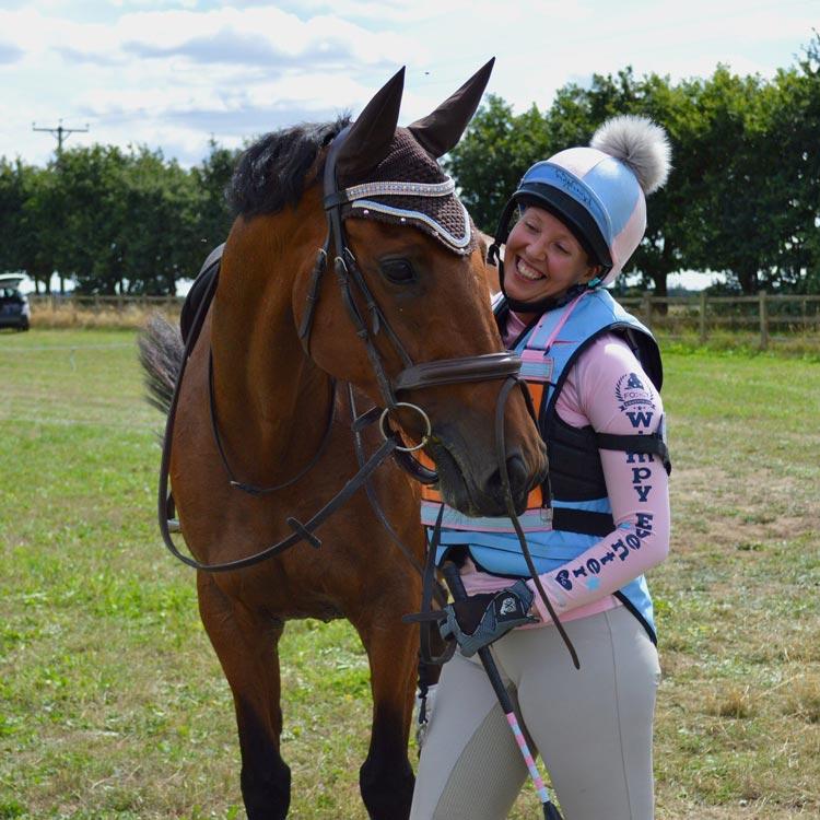 victoria brant rider